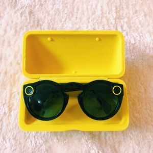 Snapchat Spectacles (Black)